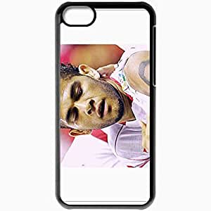 Personalized iPhone 5C Cell phone Case/Cover Skin Alves tattoos dani arm tattoo desings trendy Black