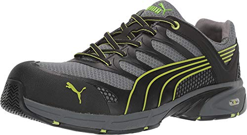 PUMA Safety Men's Fuse Motion SD Black/Lime 11 W US