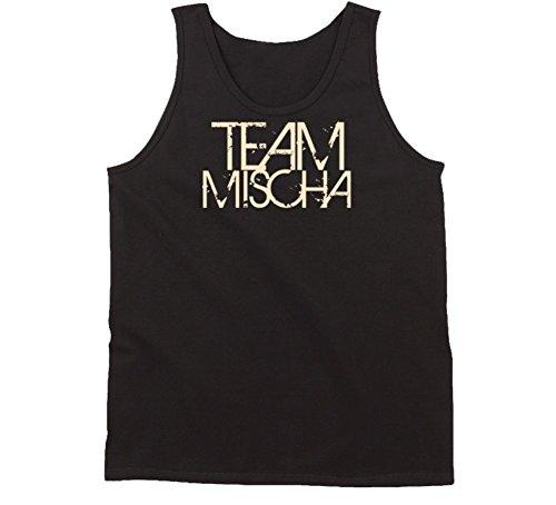 (T Shirt Warrior Team Sports Last First Name Mischa Tanktop XL Black)