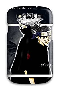 New Style Top Quality Protection Naruto Case Cover For Galaxy S3 4258103K37183135