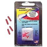 Rainbow BS-4-12 Slip-Eze Bobber Stop with Bead, 2-12-Pound, Test Line