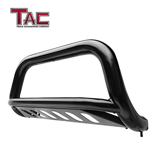 Ford Truck Front Air Dam - TAC Bull Bar Fit 2011-2019 Ford F150 EcoBoost ( Excluded 10-14 F150 Raptor Models ) Pickup Truck 3