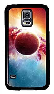 Marvelous Universe Black Hard Case Cover Skin For Samsung Galaxy S5 I9600