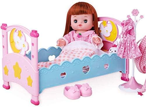 Mopoq リボーンベビードールソフトのリアルなシリコーンベビードールのおもちゃベスト正しいおしゃぶり人形ベストクリスマス誕生日ギフト+エキストラアクセサリー