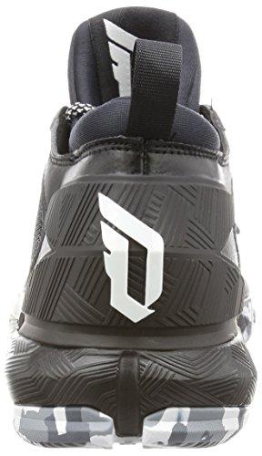 da da Damian Multicolore Nero Lillard adidas D 2 Scarpe Scarpe Sneaker Basket Uomo xfAwzXqS