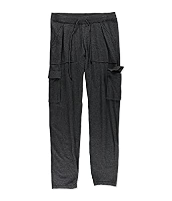 Calvin Klein Mens Cargo Casual Sweatpants