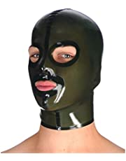 nonbranded Hot Realistic Latex Mask Rubber Head Unisex Hood Unique Wear for Party Sex C