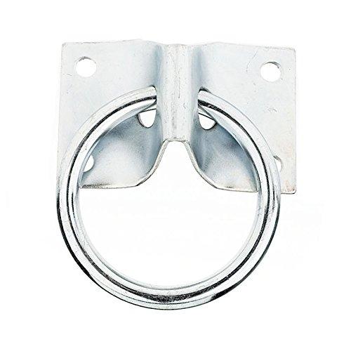 Horze Tie Ring w// Wall Plate Horze Equestrian