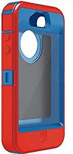 Tuffbox Protector - Generic for Otterbox Defender Iphone 4 4s - Mulitple Colors (BUD)