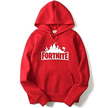 Men Fortnite Hoodies Fortress Night Printed Sweatshirt Long Sleeve Casual Male Hoodies Streetwear Pullover Coats