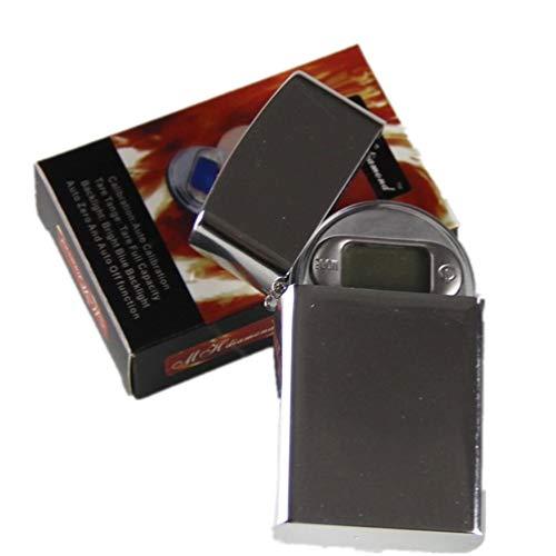 Digital Scale,LtrottedJ 0.01g-100g LCD Ultrathin Jewelry Drug Digital Portable Pocket Scale