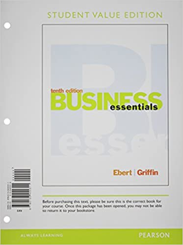 Amazon business essentials student value edition plus 2014 business essentials student value edition plus 2014 mybizlab with pearson etext access card package 10th edition 10th edition by ronald j ebert fandeluxe Image collections