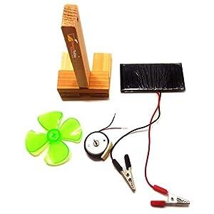 StepsToDo Solar Fan Making Kit...