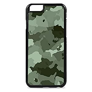 Case Fun Case Fun Grey Camouflage Snap-on Hard Back Case Cover for Apple iPhone 6 4.7 inch
