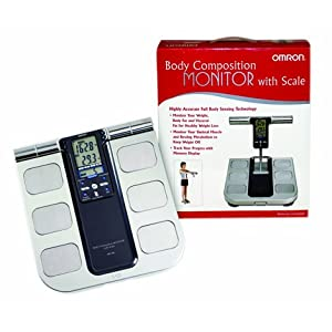 Omron HBF-510W Body Fat Monitor and Scale