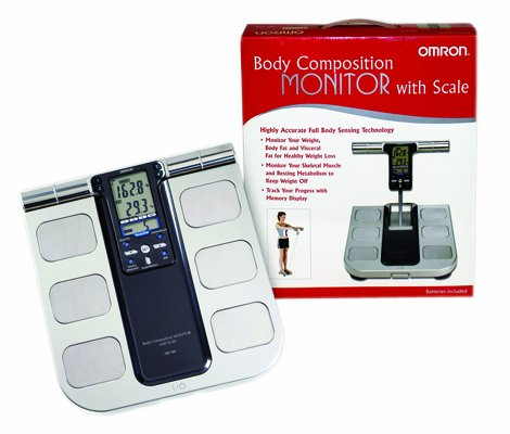 DSS Omron Scales (HBF-510W fat loss monitor scale)