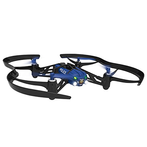 Parrot Airborne Night Mini Drone - Maclane Blue (Certified Refurbished)