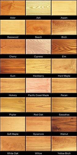 Black Walnut Lumber 3//4x4x12-2 Pack White/'s Woods LB-BW-1X4X12-2