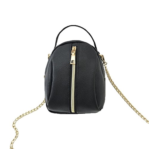 VESNIBA Simple Mini Chain Women Crossbody Bags Bag Messenger Shoulder Sling Handbag Female Rucksack