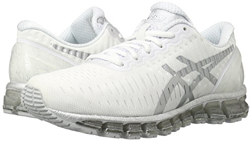 Pictures of ASICS Women's Gel-Quantum 360 Running White/Lightning/Snow 4