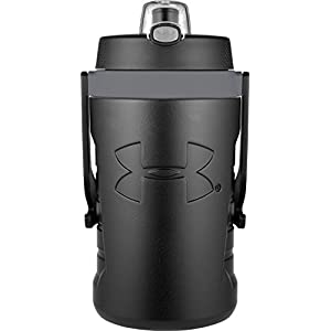 Under Armour 64 Ounce Foam Insulated Hydration Bottle, Black