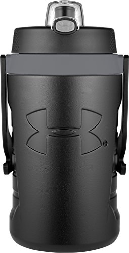 - Under Armour Sideline 64 Ounce Water Jug, Black