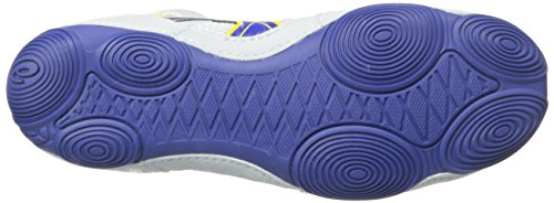 Scarpa Wrestling per uomo Snapdown, Grigio / True Blue / Sunflower, 7.5 M US