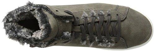 Esprit Dames Elda Bootie Hoge Sneaker Grijs (grijs)