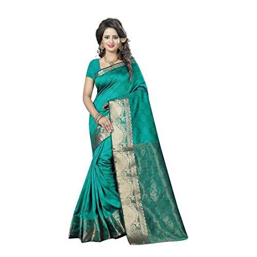 Silk Embroidered green Maroosh Fashion Saree qEaxa64