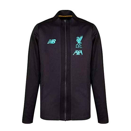 New Balance 2019-2020 Liverpool Pre-Game Jacket (Phantom)