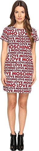 love-moschino-womens-t-shirt-dress-white-multi-dress