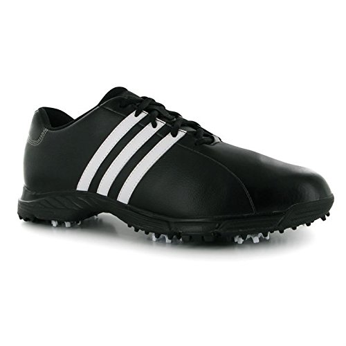 hot sale online 19ae6 ae24c adidas Mens Golflite Golf Shoes