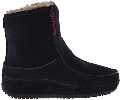 Fitflop Women's Mukluk MOC 2 Moccasin Boots Super Navy sUtscb8GK