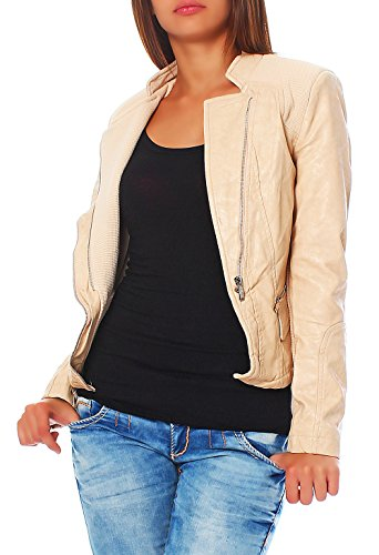 Bayer Chic 2000 - Chaqueta - para mujer Beige