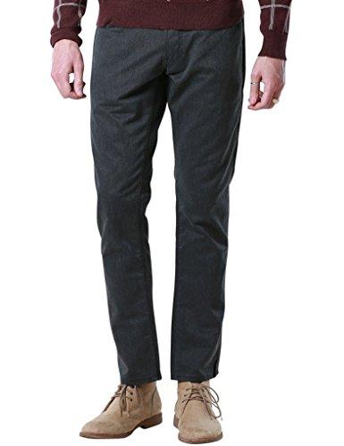 (Match Men's Slim Fit Straight Leg Casual Pants (40, 8058 Charcoal Gray))