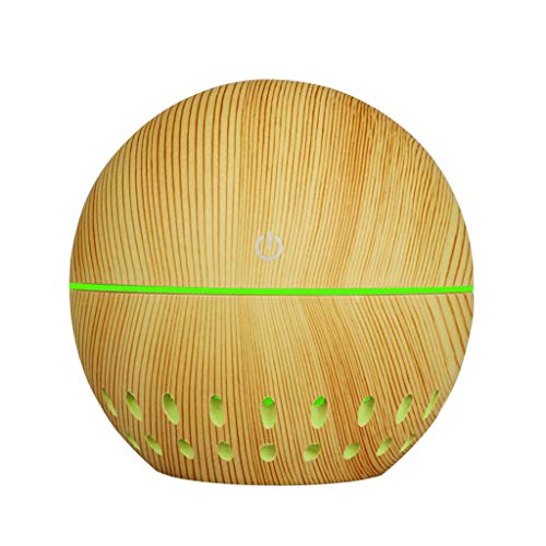 OrchidAmor Air Aroma Essential Oil Diffuser LED Ultrasonic Aroma Aromatherapy Humidifier 2019 -