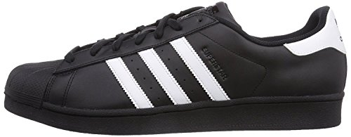 Fondation Superstar Adidas Chaussures De Sport B27140