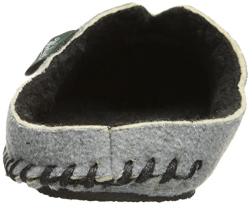 Woolrichfleece Fleece Acero Gris Mujer Scuff Mill wx1qrUOw