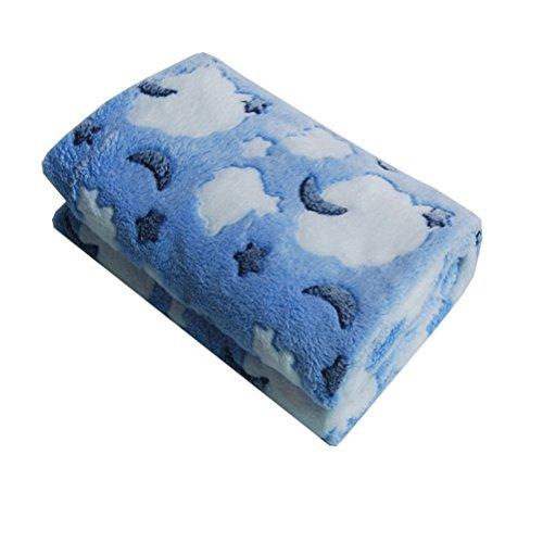 Custom Special Dry Hi Hats (Uniquorn Pet Blanket Cute Pretty Dog Blanket Super Soft Warm Coral Velvet Kennel Mat Cats Dog Blanket)