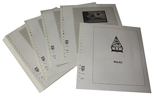 Lindner T Vordruckblätter T514 97 Palau - Jahrgang 1997 bis 1998