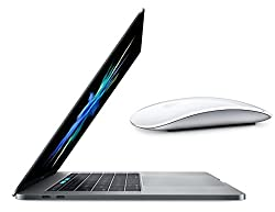 Apple MacBook Pro 15.4 Inch 512GB with Touch Bar (2.7GHz i7, 16GB RAM, Radeon Pro 455) - Space Gray Late 2016