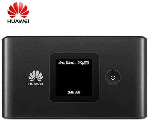 Huawei E5577Bs-937 150 Mbps 4G LTE Mobile WiFi Hotspot (4G LTE in USA (AT&T, T-Mobile), Europe, Asia, Middle East…
