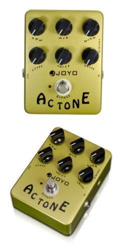 Joyo JF-13 AC Tone Vintage Tube Amplifier effects pedal, analog circuit and ()