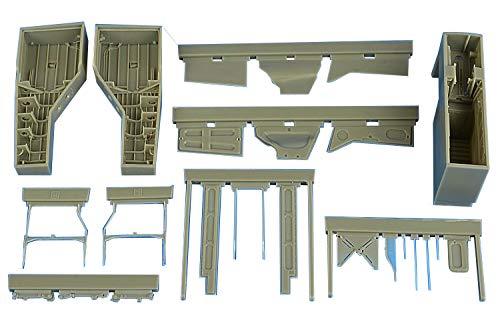 アイレス 1/32 T-28 トロージャン 脚庫 キティホーク用 プラモデルパーツ ARS2215