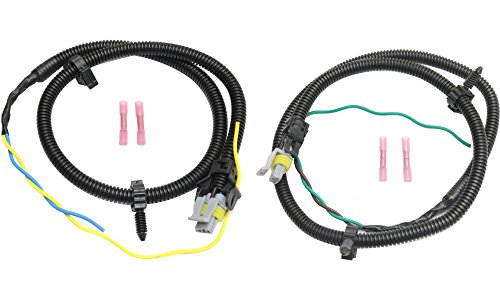 ABS Cable Harness for Chevrolet Malibu 97-05 Front RH and LH Chevrolet Malibu Differential