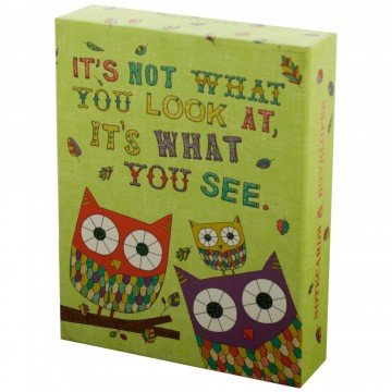 20 Count Owl Animal Love Greeting Cards & Envelopes Sets Greeting Friendship Design Gift Wrapping Tribute Bulk -