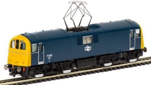 "Hornby R3374 Br Class 71 71012"" Train Model Set, Blue"
