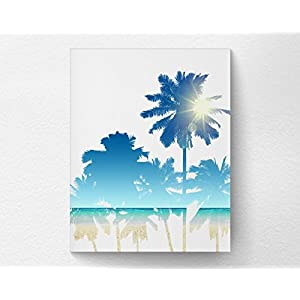 41EUwMvGvLL._SS300_ Best Palm Tree Wall Art and Palm Tree Wall Decor For 2020