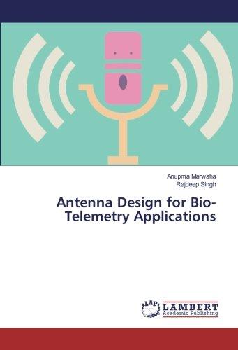 Antenna Design For Bio Telemetry Applications