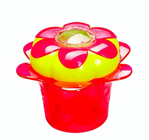 Tangle Teezer Magic Flowerpot Hairbrush for Kids, Princess Pink